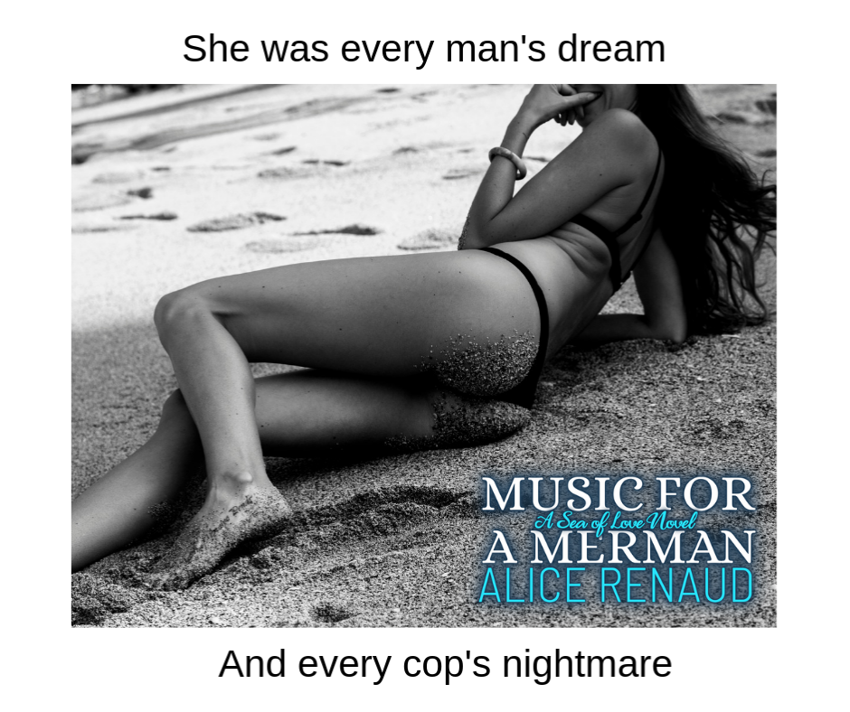 Music for a Merman by Alice Renaud HOT TEASERS Interview with #author #AliceRenaud
