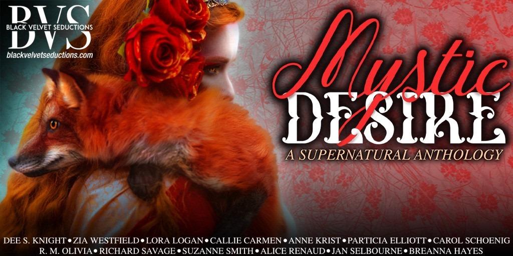Mystic Desire Shorter Blog Banner